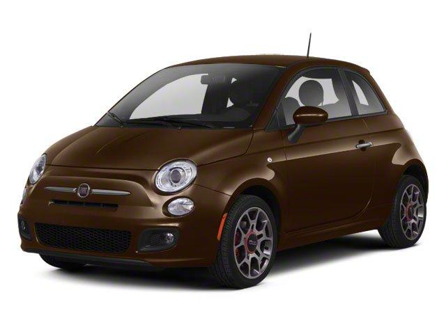 2012 FIAT 500 Pop 2dr HB Pop Gas I4 1.4L/83 [0]