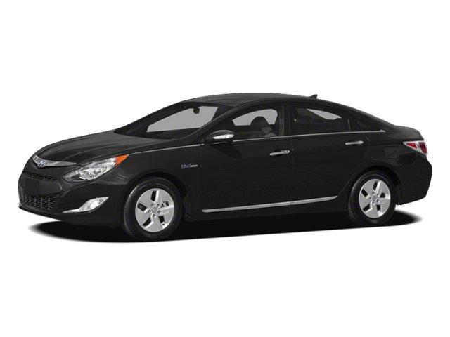 2012 Hyundai Sonata Hybrid Base 4dr Sdn 2.4L Auto Hybrid Gas/Electric I4 2.4L/144 [10]