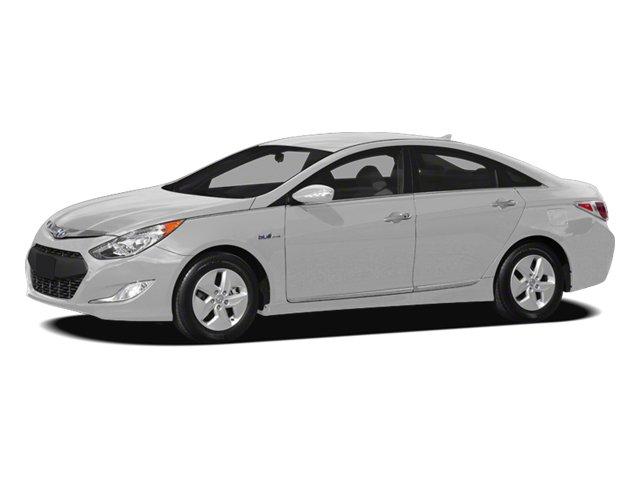 2012 Hyundai Sonata Hybrid 4dr Sdn 2.4L Auto Hybrid Gas/Electric I4 2.4L/144 [2]