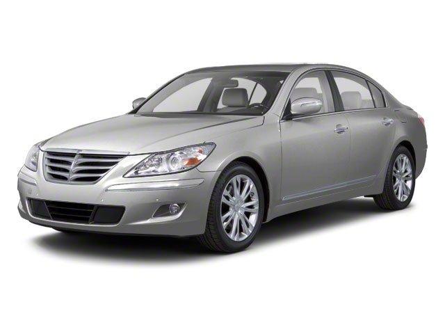 2012 Hyundai Genesis 5.0L R-Spec 4dr Sdn V8 5.0L R-Spec Gas V8 5.0L/307 [1]