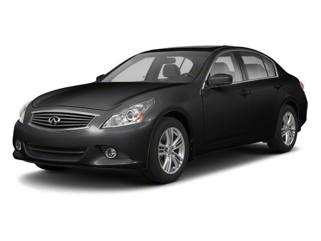 2012 INFINITI G25 Sedan x 4dr x AWD Gas V6 2.5L/152 [1]