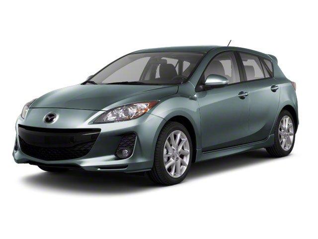 2012 Mazda Mazda3 s Grand Touring 5dr HB Auto s Grand Touring Gas I4 2.5L/152 [1]