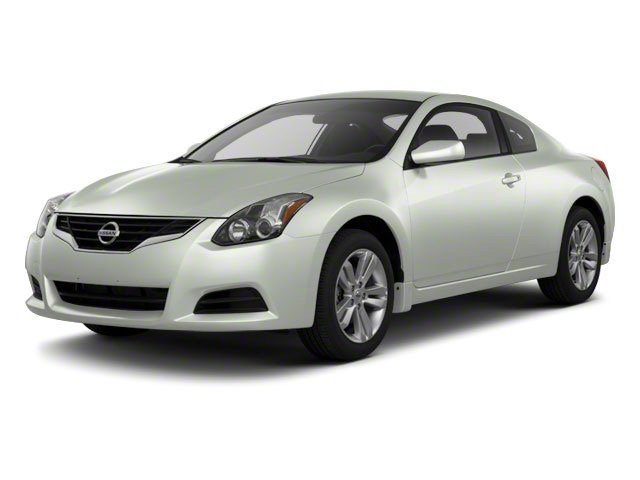 2012 Nissan Altima 2.5 S 2dr Cpe I4 Manual 2.5 S Gas I4 2.5L/ [9]