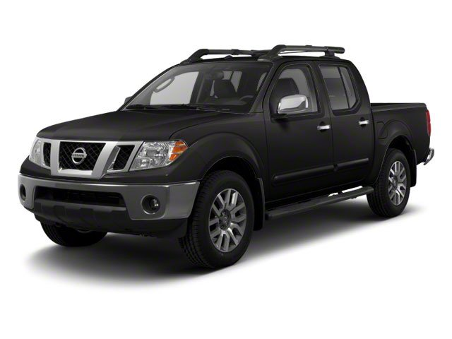 2012 Nissan Frontier SV 2WD Crew Cab SWB Auto SV Gas V6 4.0L/241 [13]