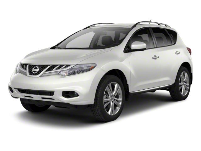 2012 Nissan Murano S 2WD 4dr S Gas V6 3.5L/ [1]