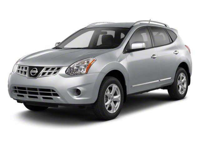2012 Nissan Rogue S AWD 4dr S Gas I4 2.5L/152 [1]