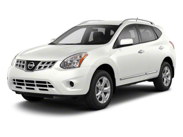 2012 Nissan Rogue S AWD 4dr S Gas I4 2.5L/152 [31]
