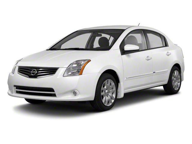 2012 Nissan Sentra 2.0 S 4dr Sdn I4 CVT 2.0 S Gas I4 2.0L/122 [1]