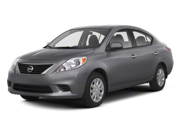 2012 Nissan Versa SV 4dr Sdn CVT 1.6 SV Gas I4 1.6L/97 [19]