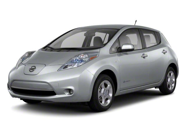 2012 Nissan LEAF SL 4dr HB SL Electric [19]