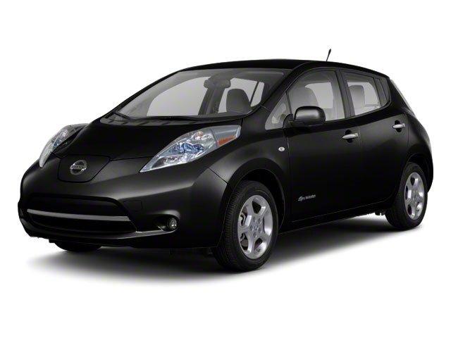 2012 Nissan LEAF SL 4dr HB SL Electric [4]