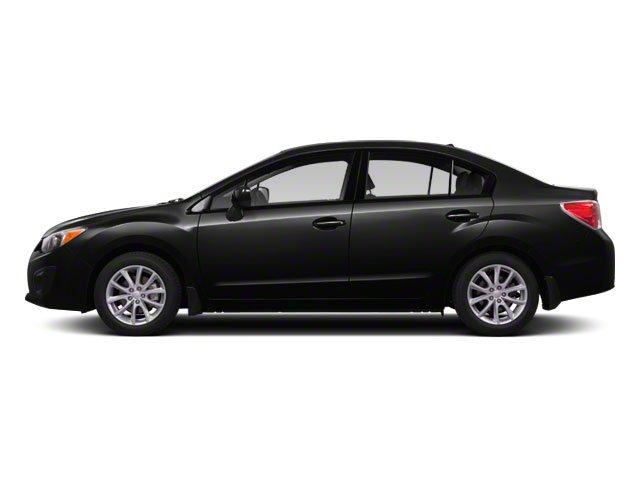 2012 Subaru Impreza Sedan 20i Premium All Wheel Drive Power Steering 4-Wheel Disc Brakes Alumin
