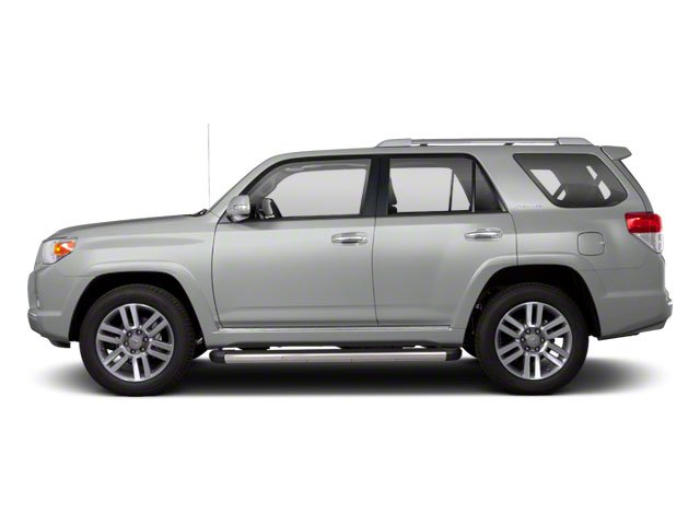 2012 Toyota 4Runner Limited Four Wheel Drive Tow Hitch Power Steering 4-Wheel Disc Brakes Alumi