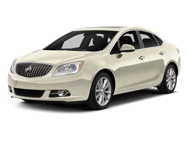 2013 Buick Verano Leather Group 4dr Sdn Leather Group Gas/Ethanol 4-cyl 2.4L/145 [3]