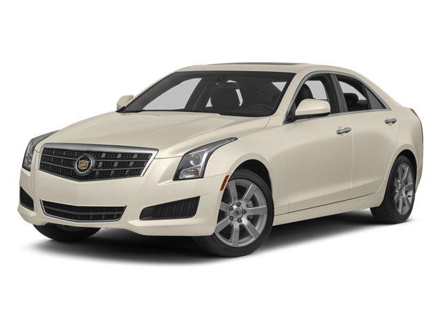 2013 Cadillac ATS Performance 4dr Sdn 3.6L Performance RWD Gas/Ethanol V6 3.6L/217 [5]