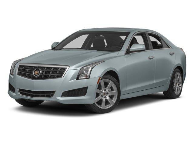 2013 Cadillac ATS Luxury 4dr Sdn 3.6L Luxury RWD Gas/Ethanol V6 3.6L/217 [0]