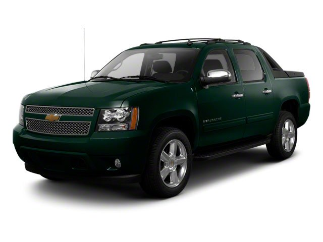 2013 Chevrolet Avalanche LT 4WD Crew Cab LT Gas/Ethanol V8 5.3L/325 [7]