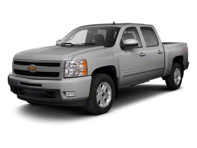 2013 Chevrolet Silverado 1500 LT 4WD Crew Cab 143.5″ LT Gas/Ethanol V8 5.3L/323 [2]