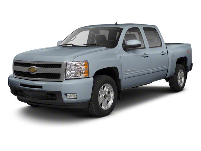 """2013 Chevrolet Silverado 1500 LT 2WD Crew Cab 143.5"""" LT Gas/Ethanol V8 5.3L/323 [12]"""