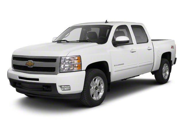 """2013 Chevrolet Silverado 1500 LTZ 2WD Crew Cab 143.5"""" LTZ Gas/Ethanol V8 5.3L/323 [3]"""