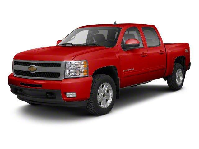 """2013 Chevrolet Silverado 1500 LT 4WD Crew Cab 143.5"""" LT Gas/Ethanol V8 5.3L/323 [2]"""