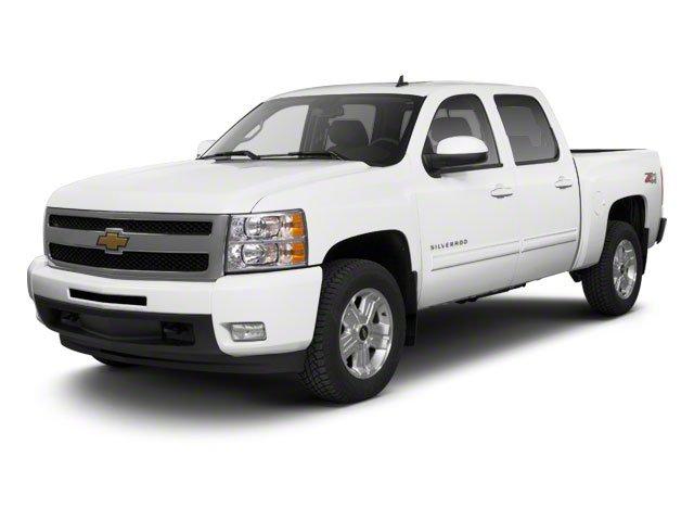 """2013 Chevrolet Silverado 1500 LT 2WD Crew Cab 143.5"""" LT Gas/Ethanol V8 5.3L/323 [17]"""