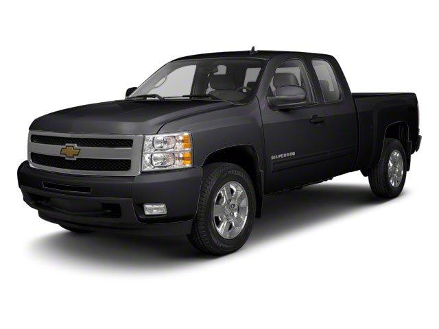 "2013 Chevrolet Silverado 1500 LT 4WD Ext Cab 143.5"" LT Gas/Ethanol V8 5.3L/323 [4]"