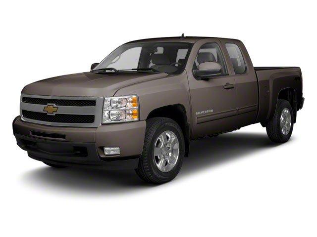 "2013 Chevrolet Silverado 1500 LT 4WD Ext Cab 143.5"" LT Gas/Ethanol V8 5.3L/323 [3]"