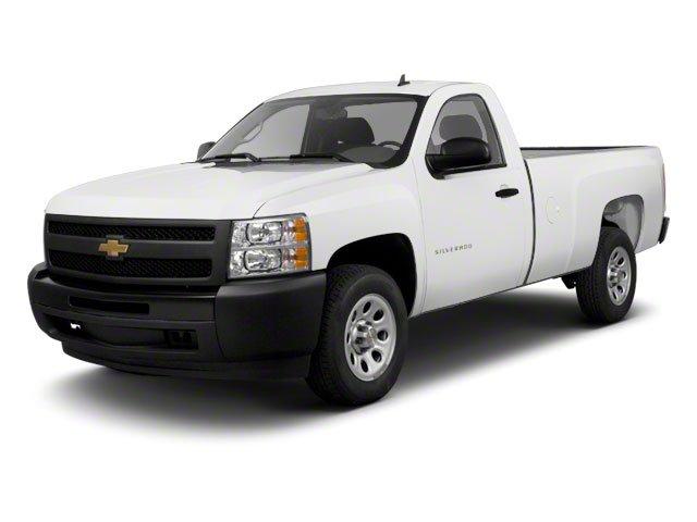 """2013 Chevrolet Silverado 1500 Work Truck 2WD Reg Cab 119.0"""" Work Truck Gas V6 4.3L/262 [2]"""