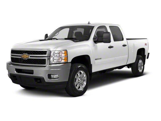 """2013 Chevrolet Silverado 2500HD LT 4WD Crew Cab 153.7"""" LT Turbocharged Diesel V8 6.6L/403 [27]"""