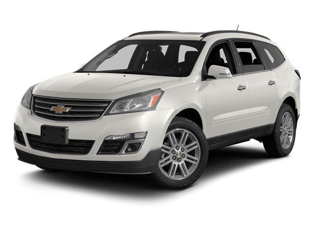 2013 Chevrolet Traverse LT FWD 4dr LT w/1LT Gas V6 3.6L/217 [2]