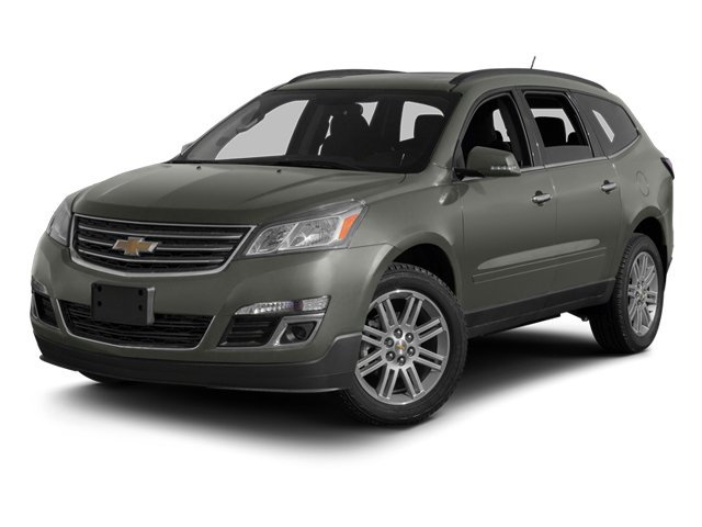2013 Chevrolet Traverse LT FWD 4dr LT w/1LT Gas V6 3.6L/217 [0]