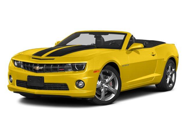 2013 Chevrolet Camaro SS 2dr Conv SS w/2SS Gas V8 6.2L/376 [7]