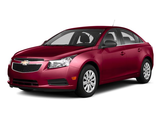 2013 Chevrolet Cruze ECO 4dr Sdn Auto ECO Turbocharged Gas I4 1.4L/83 [2]