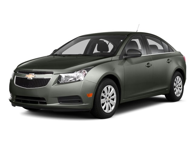 2013 Chevrolet Cruze 1LT 4dr Sdn Auto 1LT Turbocharged Gas I4 1.4L/83 [2]