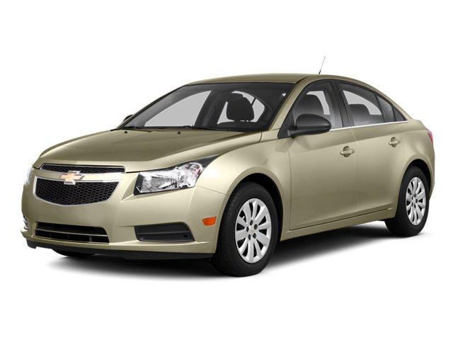 2013 Chevrolet Cruze ECO 4dr Sdn Auto ECO Turbocharged Gas I4 1.4L/83 [2]