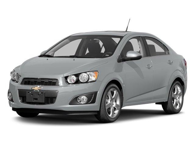2013 Chevrolet Sonic LT 4dr Sdn Auto LT Gas I4 1.8L/110 [0]