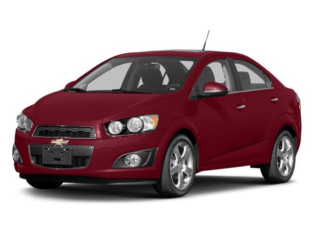 2013 Chevrolet Sonic LTZ 4dr Sdn Auto LTZ Turbocharged Gas I4 1.4L/83 [0]