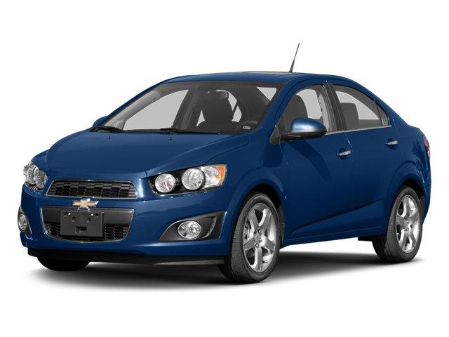 2013 Chevrolet Sonic LS 4dr Sdn Auto LS Gas I4 1.8L/ [2]