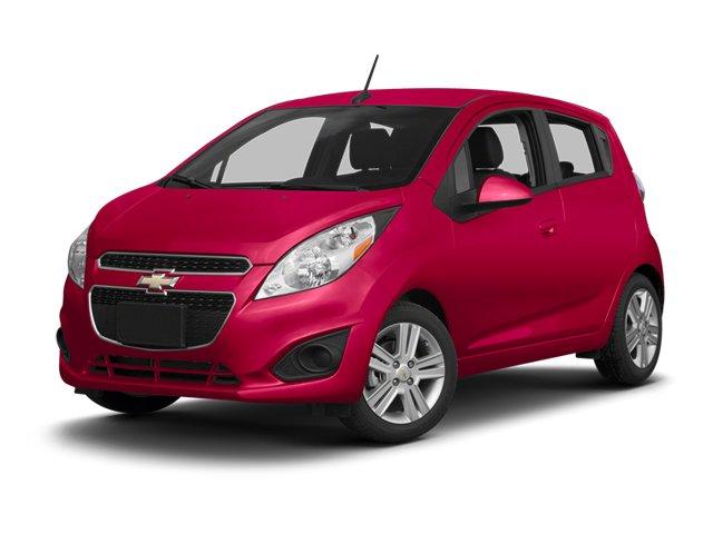 2013 Chevrolet Spark LT 5dr HB Auto LT w/1LT Gas I4 1.2L/73 [4]