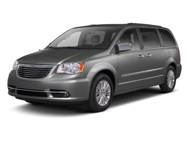 2013 Chrysler Town & Country Touring 4dr Wgn Touring Gas V6 3.6L/220 [9]