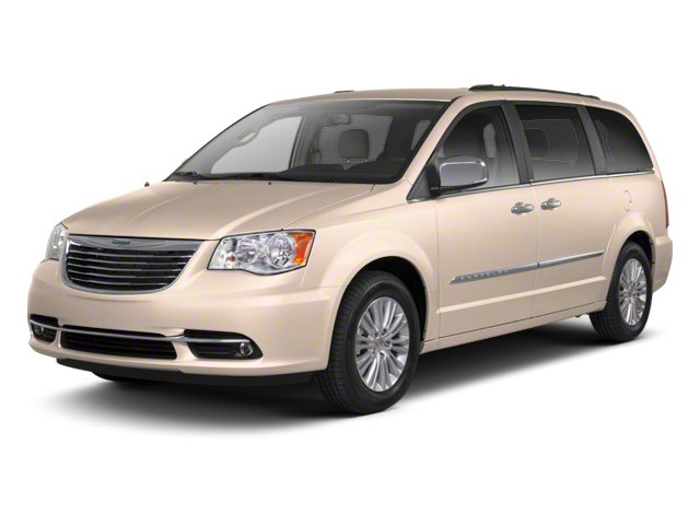 2013 Chrysler Town & Country Touring 4dr Wgn Touring Gas V6 3.6L/220 [8]