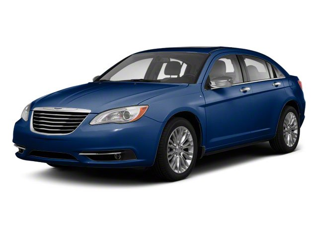 2013 Chrysler 200 Touring 4dr Sdn Touring Gas I4 2.4L/144 [6]