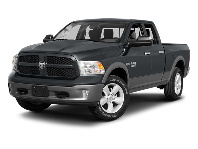 "2013 Ram 1500 Big Horn 4WD Quad Cab 140.5"" Big Horn Gas V8 5.7L/345 [5]"