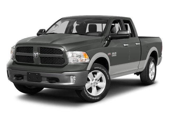 """2013 Ram 1500 Laramie 4WD Quad Cab 140.5"""" Laramie Gas V8 5.7L/345 [24]"""