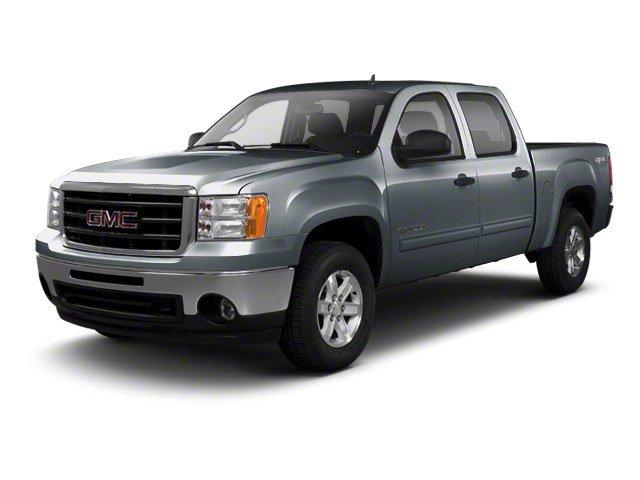 """2013 GMC Sierra 1500 SLE 4WD Crew Cab 143.5"""" SLE Gas/Ethanol V8 5.3L/323 [2]"""