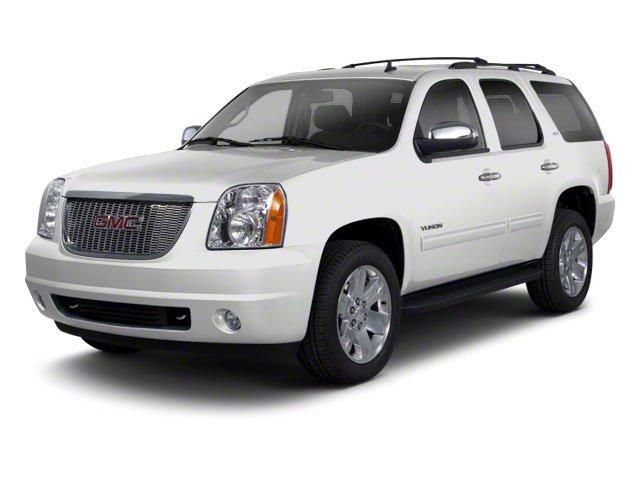 2013 GMC Yukon SLT 2WD 4dr 1500 SLT Gas/Ethanol V8 5.3L/323 [0]