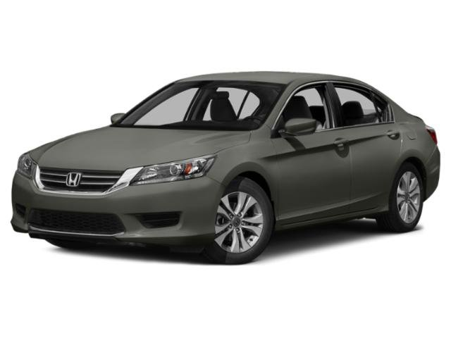 2013 Honda Accord Sdn LX 4dr I4 CVT LX Gas I4 2.4L/144 [4]