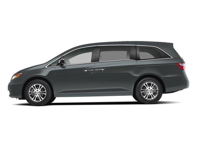 2013 Honda Odyssey EX-L DARK CHERRY PEARL Front Wheel Drive Power Steering 4-Wheel Disc Brakes