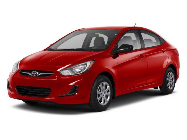 2013 Hyundai Accent GLS 4dr Sdn Auto GLS Gas I4 1.6L/97 [4]
